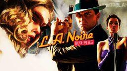 L.A. Noire: The VR Case Files disponibile da oggi