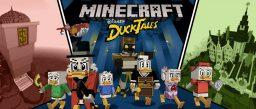 I Ducktales arrivano su Minecraft, trailer e dettagli