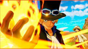One Piece World Seeker, il secondo DLC con Sabo arriva domani