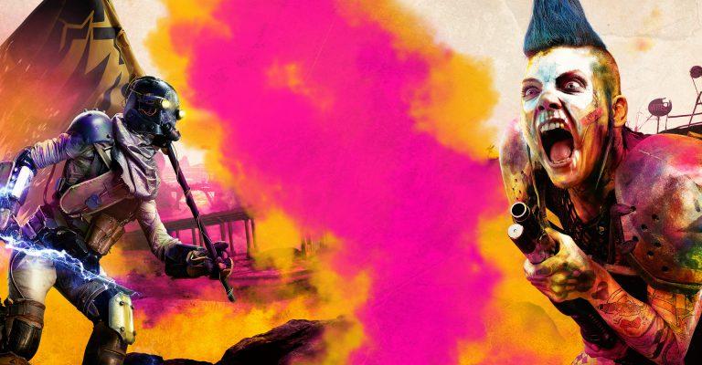 """RAGE 2, una data per l'espansione """"L'Avvento dei Fantasmi"""""""