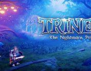 Trine 4: The Nightmare Prince, pubblicato lo Story Trailer