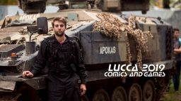 Call of Duty Modern Warfare Lucca Comics 2019 (2)