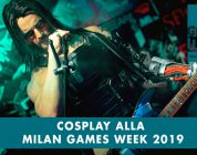 Cosplay alla Milan Games Week 2019