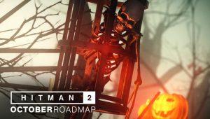 HITMAN 2, i contenuti del prossimo aggiornamento e roadmap di ottobre