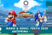Mario & Sonic ai Giochi Olimpici di Tokyo 2020 – Anteprima Games Week 2019