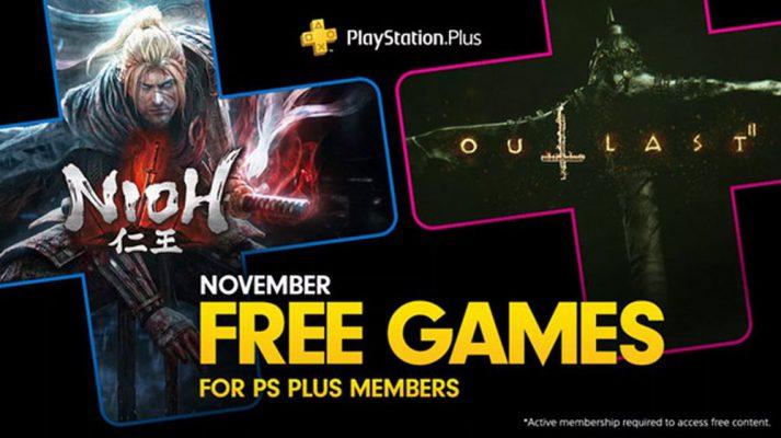 PlayStation Plus: i giochi gratuiti di novembre 2019