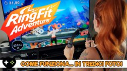 Ring Fit Adventure – Come funziona… in tredici foto!