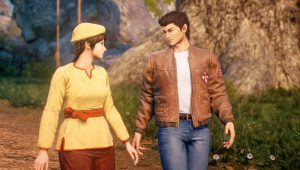 Un video mostra la demo di Shenmue III esclusiva per i backer