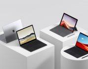 La famiglia Surface si allarga con Laptop 3, Pro 7 e Pro X