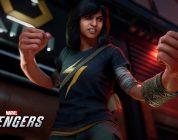 Ms. Marvel tra i protagonisti di Marvel's Avengers, trailer