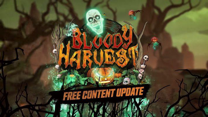 Borderlands 3 manda tutti all'Inferno con l'aggiornamento di Halloween