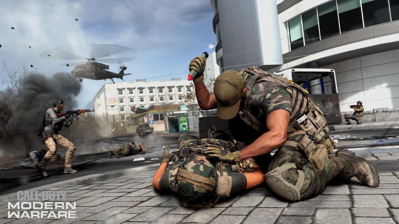 Call of Duty presenta le operazioni speciali