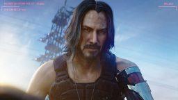Luca Ward sarà la voce italiana di Keanu Reeves in Cyberpunk 2077