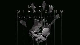 death stranding world strand tour