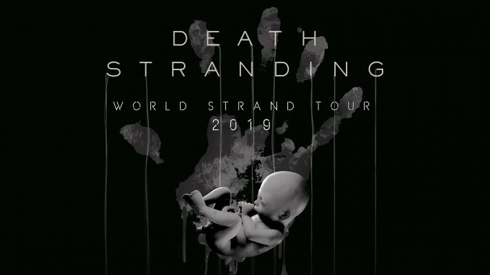 death stranding world strand tour