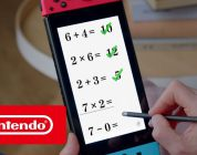 Brain Training per Nintendo Switch, annunciata la data di uscita europea