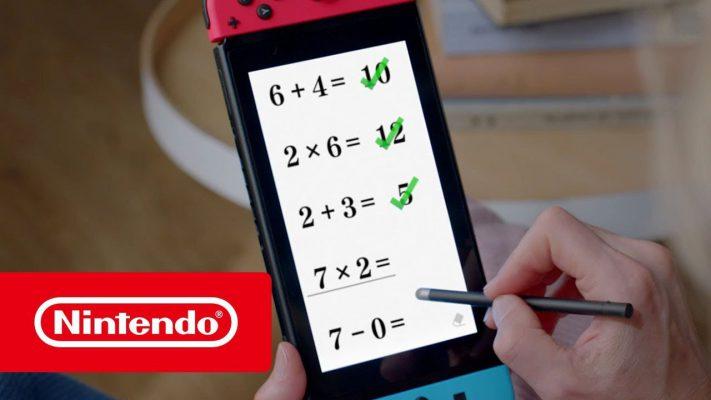 Brain Training per Nintendo Switch, annunciata la data di uscita europea