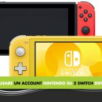 Un account su 2 switch differenti tutorial