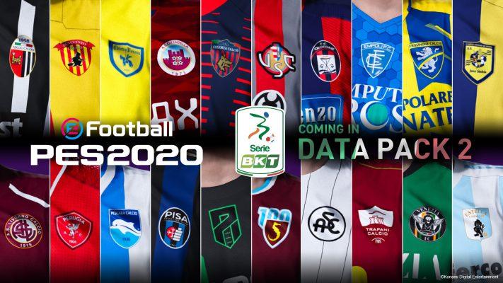 La Serie B arriva in esclusiva su eFootball PES 2020