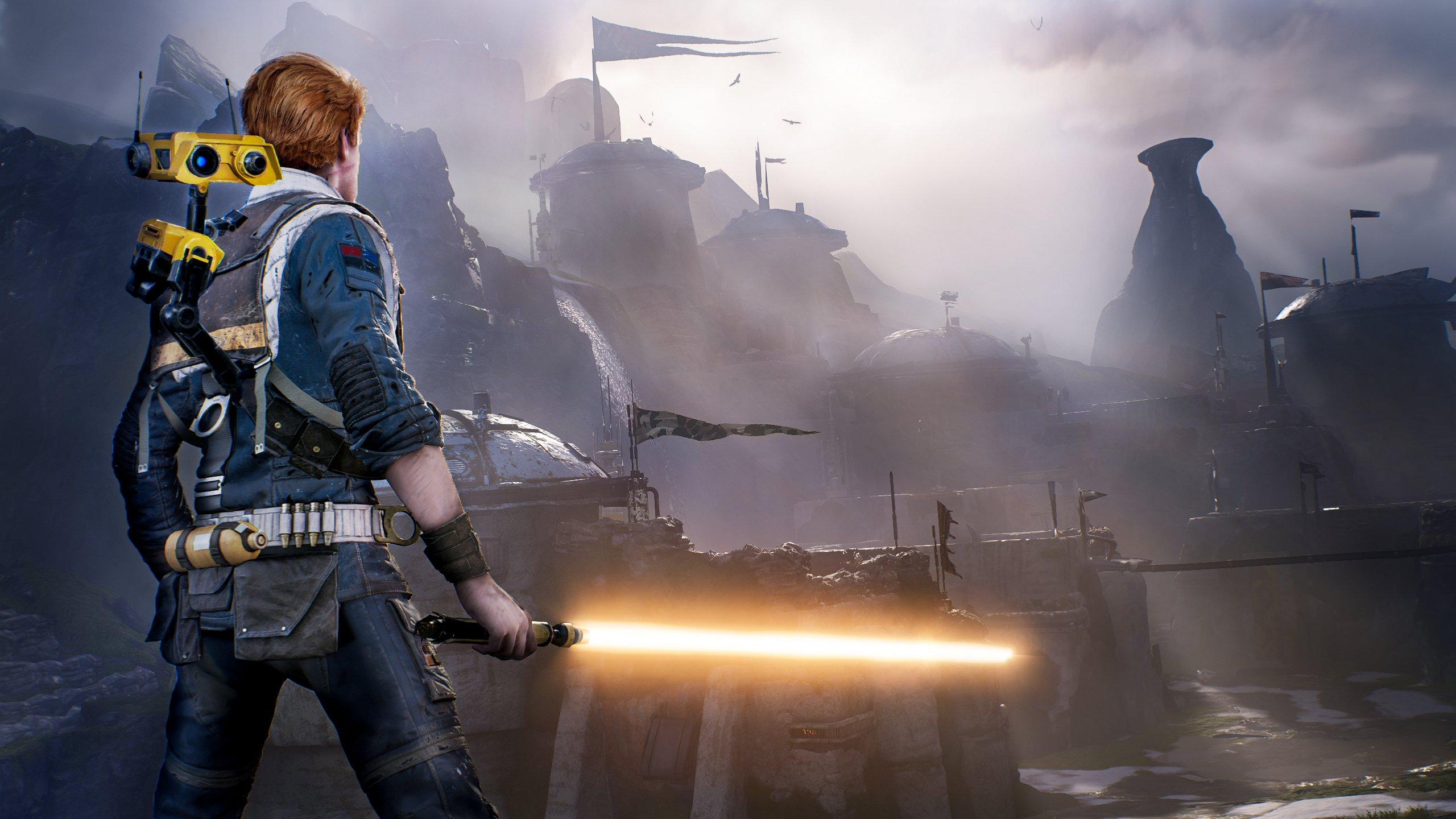 Star Wars Jedi: Fallen Order, fra i bonus preorder anche la spada laser  arancione | GameSoul.it