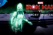 Marvel's Iron Man VR, data di uscita e story trailer