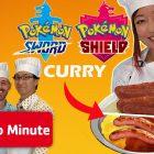 Masuda & Co. ci insegnano come cucinare il curry di Pokémon Spada e Scudo
