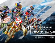 Milestone annuncia Monster Energy Supercross – The Official Videogame 3, data