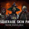 Mortal Kombat 11 celebra Halloween con delle skin a tema, trailer