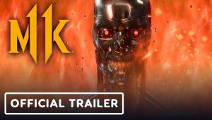 Mortal Kombat 11, ecco il gameplay di Terminator