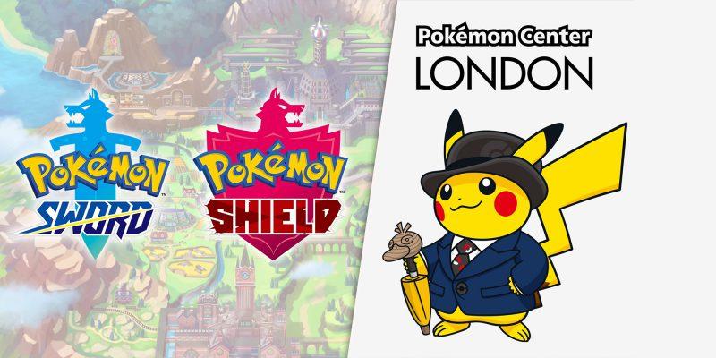 Pokémon Center London