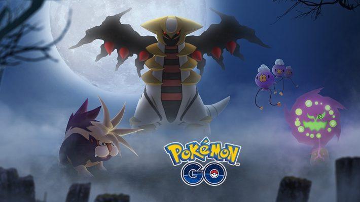 Pokémon GO, data e dettagli dell'evento di Halloween