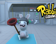 Disponibile Rabbids Coding, il gioco di Ubisoft per imparare la programmazione
