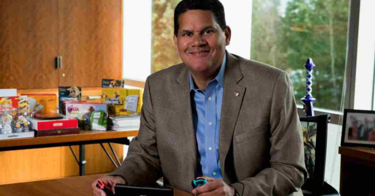Reggie Fils-Aime entra nella International Video Game Hall of Fame