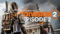 The Division 2, una data per Episodio 2 – Pentagono: l'Ultima Fortezza