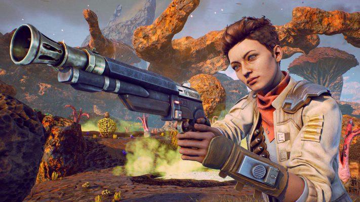 La versione Nintendo Switch di The Outer Worlds confermata per il 2020