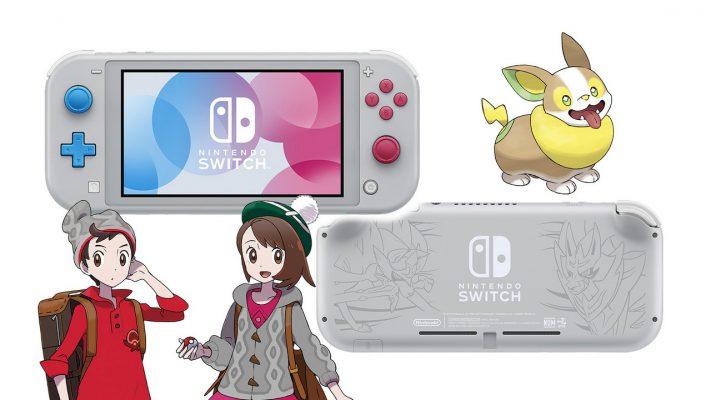 Vinci Switch Lite Pokémon