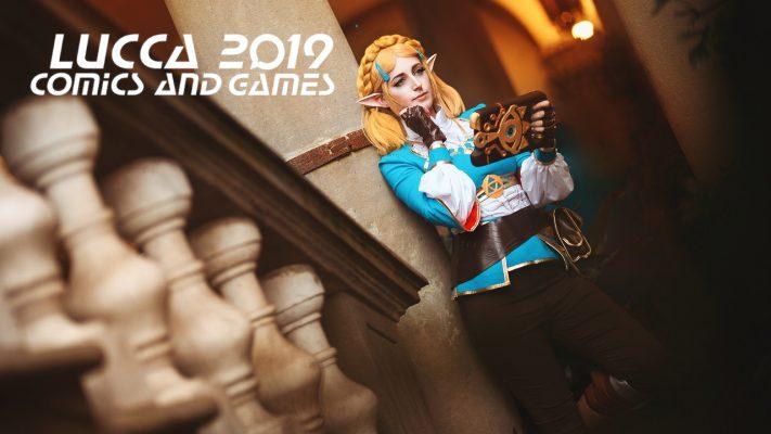 Lucca Comics & Games 2019 Cosplayer