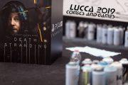 Death Stranding PS4 Lucca Comics & Games 2019 (1)