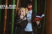 Lucca Comics & Games 2019 Cosplay (5)