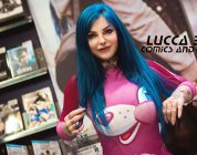 Riae GameStop Lucca Comics & Games 2019