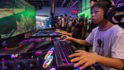 La Cina impone limiti di tempo per giocare ai minorenni