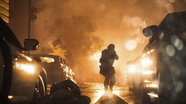 Call of Duty Modern Warfare Lucca
