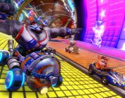 Crash Team Racing, trailer e dettagli del Gran Premio Neon Circus