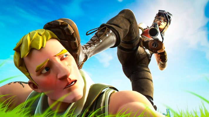 Fortnite, Epic Games commenta il ban a vita di Jarvis del FaZe Clan
