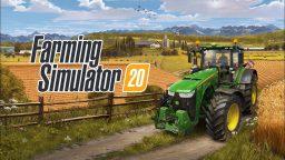 Farming Simulator 20 per Nintendo Switch e mobile imita i Pokémon