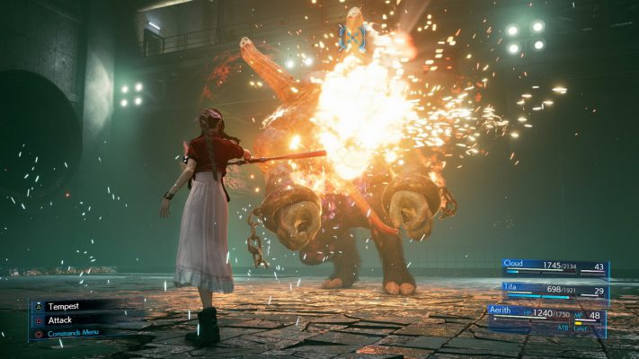 Final Fantasy VII Remake avrà più boss rispetto all'originale