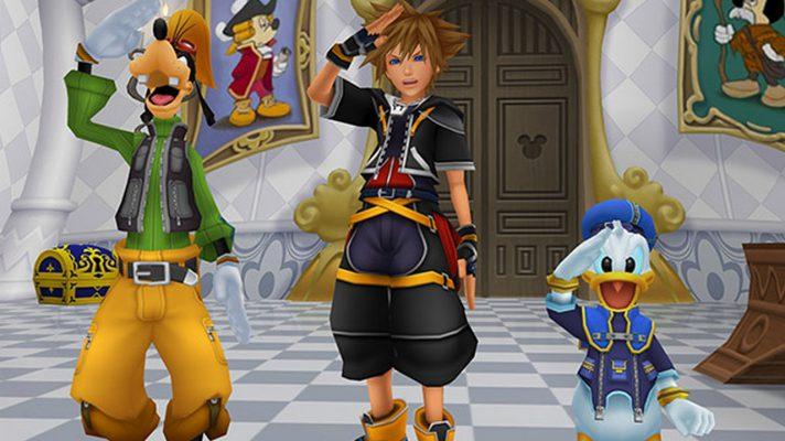 Kingdom Hearts Xbox