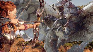 Monster Hunter World: Horizon Zero Dawn
