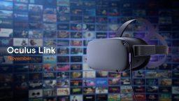 Oculus Link disponibile in beta per i possessori di Oculus Quest