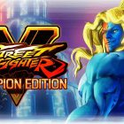 Street Fighter V, annunciata la Champion Edition e trailer per Gill
